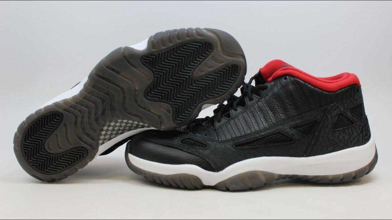 buy online 6189a 9c78e Nike Air Jordan 11 XI Retro Low