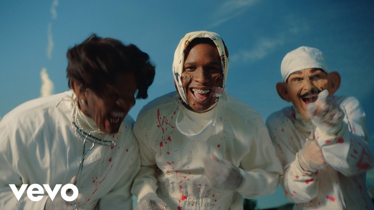 A$AP Rocky - Babushka Boi (Official Video) #1
