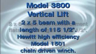 How To Determine The Size Of A Vertical Boat Lift