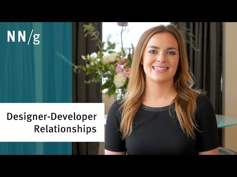 Building Strong Designer-Developer Relationships