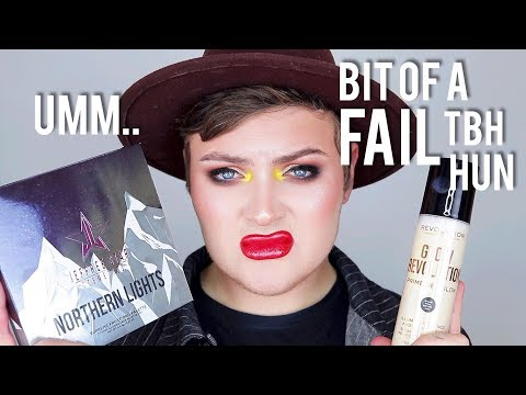 FULL FACE OF FIRST IMPRESSIONS! HITS + MISSES...   makeupbyjaack