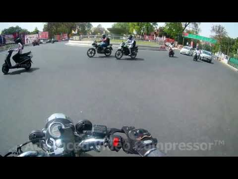 Lucknow Moto Vlog 1
