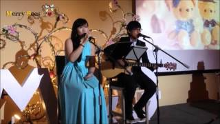 Merry Bees Live Music - Choy (Bilingual emcee and Wedding Singer)
