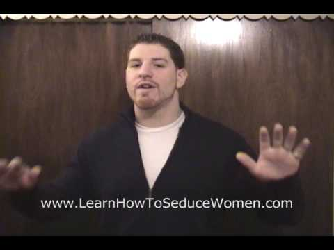Crash course in dating and seduction