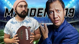 THE GREAT SPAGHETTI DEBATE • MADDEN NFL 19