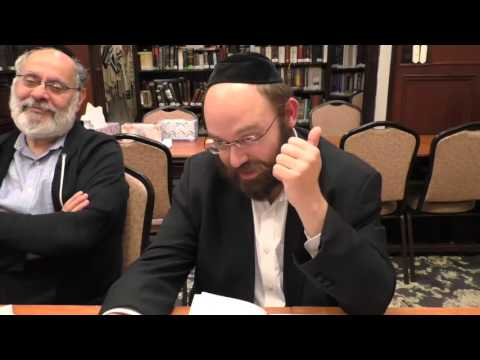 Hagadah Shel Pesach 1 - Rabbi Yochanan Marsov