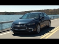 Chevrolet Malibu 2016 Review