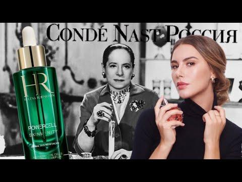 Съемка в Conde Nast Россия и снова в Нью-Йорк