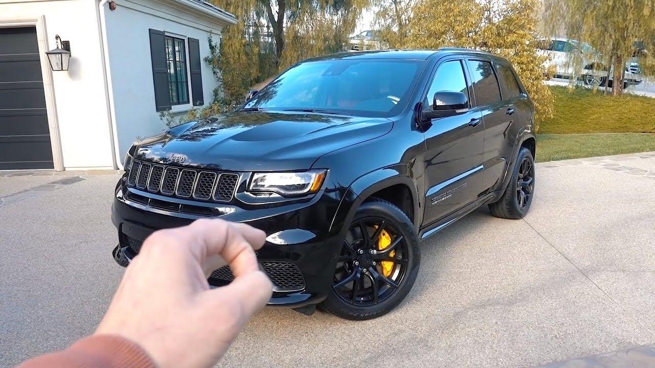 2018 Grand Cherokee Trackhawk >> La camioneta mas rapida del mundo! | Salomondrin - YouTube