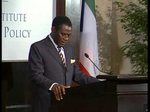 Equatorial Guinea: A Vision of the Future