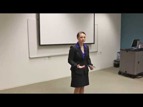 Impromptu Speaking - Sample Speech 1