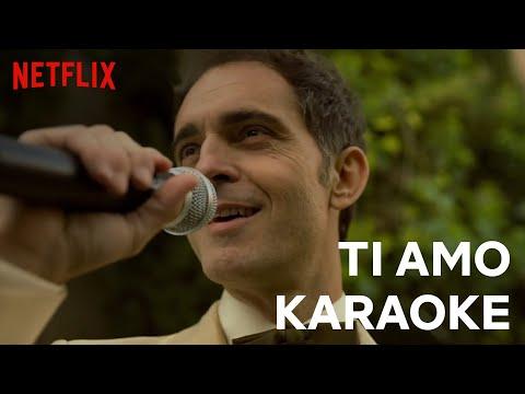Berlin śpiewa 'Ti Amo' (Karaoke) | Dom Z Papieru | Netflix