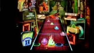 Guitar Hero - Jessica Solo F - 100%, Expert