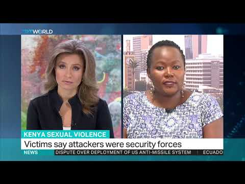 Kenya Sexual Violence: Interview with Agnes Odhiambo