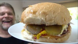 How to Make a Classic Cheeseburger - Greg&#39s Kitchen