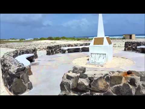 Wake Island driving/walking tour (October 2015)