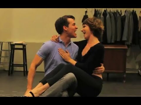 Damn Yankees Musical - Choreography and Interview with Denis Jones