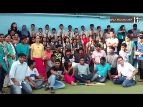 Bala Janaagraha Field Visit To DELL | Sunitha