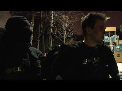 Задержаны россияне, готовившие теракты в Петербурге на Новый год