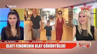 Zapętlaj Herkes uyuyor! Yılmaz Erdoğan ve Belçim Bilgin 10 gün önce boşanmış! | Söylemezsem Olmaz