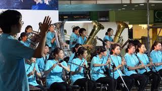 [4K] 船橋東高校 吹奏楽部 - ショータイム