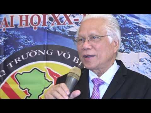 Đại Hội Cựu SVSQ:TVBQGVN toàn cầu  kỳ XX tại Westminster California