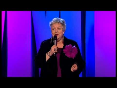 Jo Brand on 'Comedy Rocks with Jason Manford' 26th March 2010