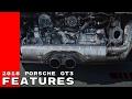 2018 Porsche GT3 Features