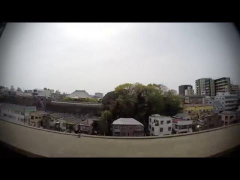 Train Ride - Tokyo to Omiya (Saitama Prefecture) - Japan