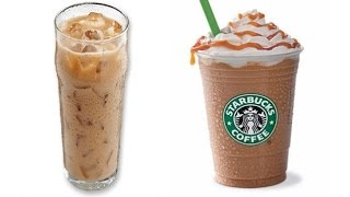 Coffee Cup Thursday! | Iced Coffee and the Frappuccino