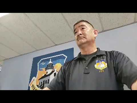 San Diego PD WESTERN DIV. Revisit From Yesterday's BS