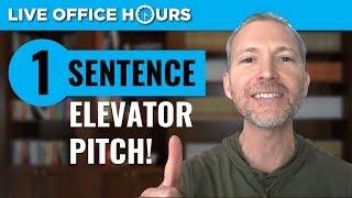 كيفية إنشاء الخاصة بك جملة واحدة مصعد الملعب: يعيش ساعات العمل: أندرو LaCivita