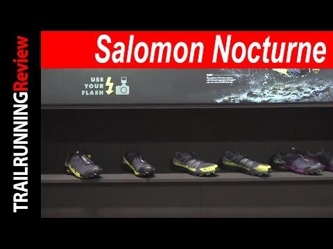 Salomon Nocturne Technology