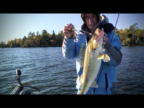 Jig Fishing Lake Vermilion – Angling Edge TV