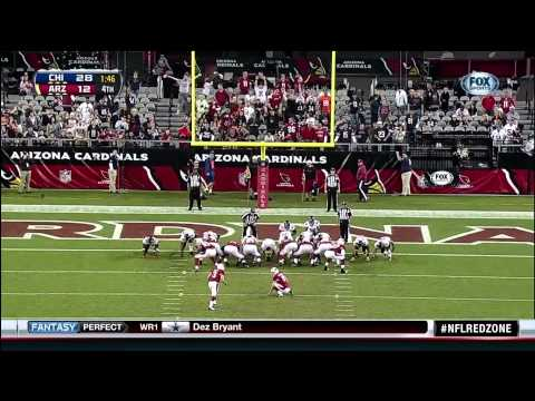 Justin Bethel goes 82 yards off blocked FG for TD!!