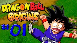 Dragon Ball Origins #01 O Inicio