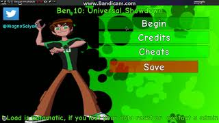 WOA this it the Ben 10: Universal Showdown in roblox