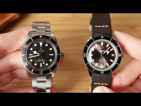 Tudor Black Bay 58 vs Rado Captain Cook 37mm  The Best Alternative to the Tudor BB58?
