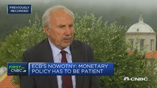 European economy could benefit from US-China trade war, ECB's Nowotny says | Street Signs Europe