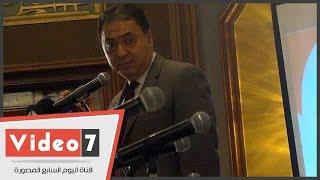 """وزير الصحة: """" نسبة المصابين بـ""""فيرس c"""" فى مصر انخفضت من 10% لـ 7% """""""