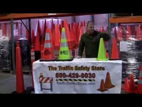 Traffic Cone Tips - Traffic Safety Store