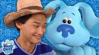 Blue Skidoo, We Can Too Compilation!   Blue's Clues & You!