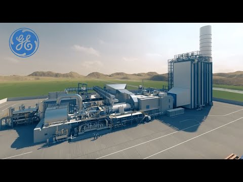 How A Combined Cycle Power Plant Works | Gas Power Generatio