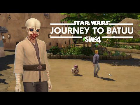 The Sims 4: The Journey To Batuu - Episode 5 |