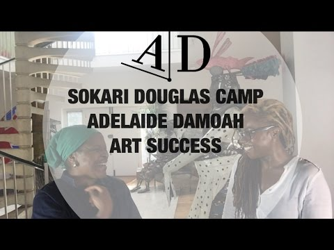 Sokari Douglas Camp in Conversation with Adelaide Damoah: Art Discussion