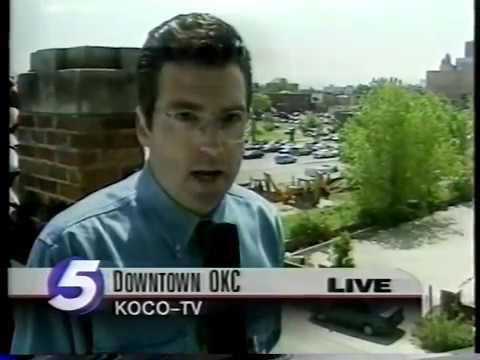 KOCO Oklahoma City Bombing coverage