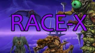Half life Lore - Race X