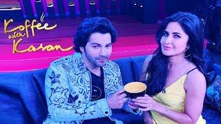 Koffee With Karan Season 6 - Katrina Kaif And Varun Dhawan