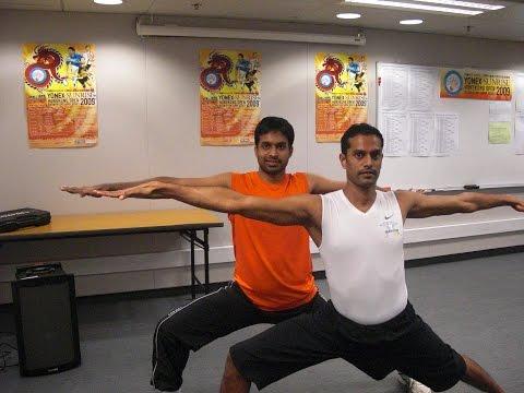 YOGA THERAPIST & FITNESS TRAINER FOR  INDIAN BADMINTON TEAM TRAINING