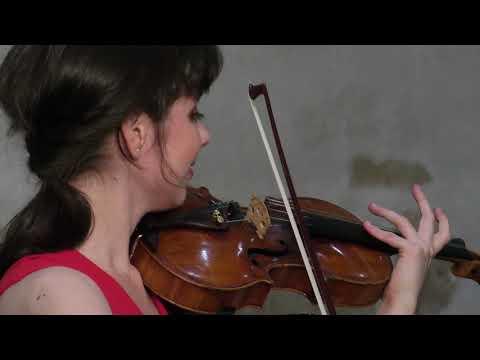 B. Smetana: From my homeland (Markéta Janoušková)